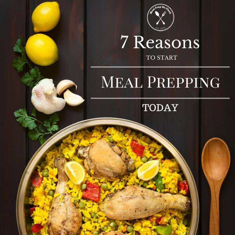 benefits of meal prepping