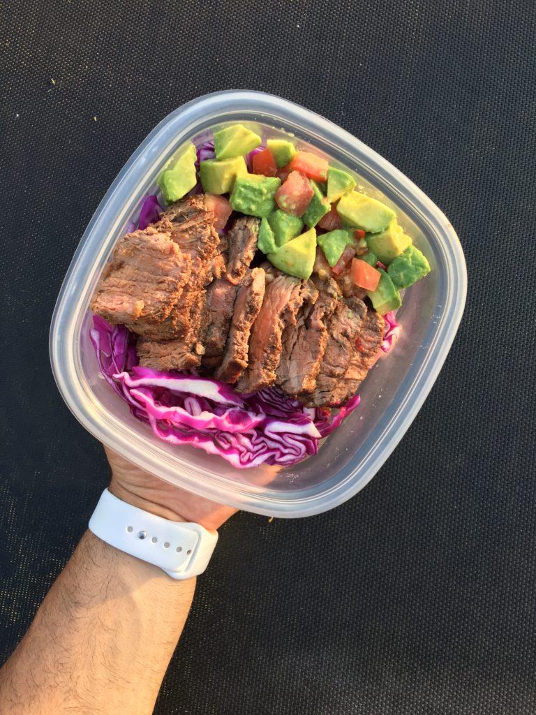 southwestern whole30 compliant meal prep