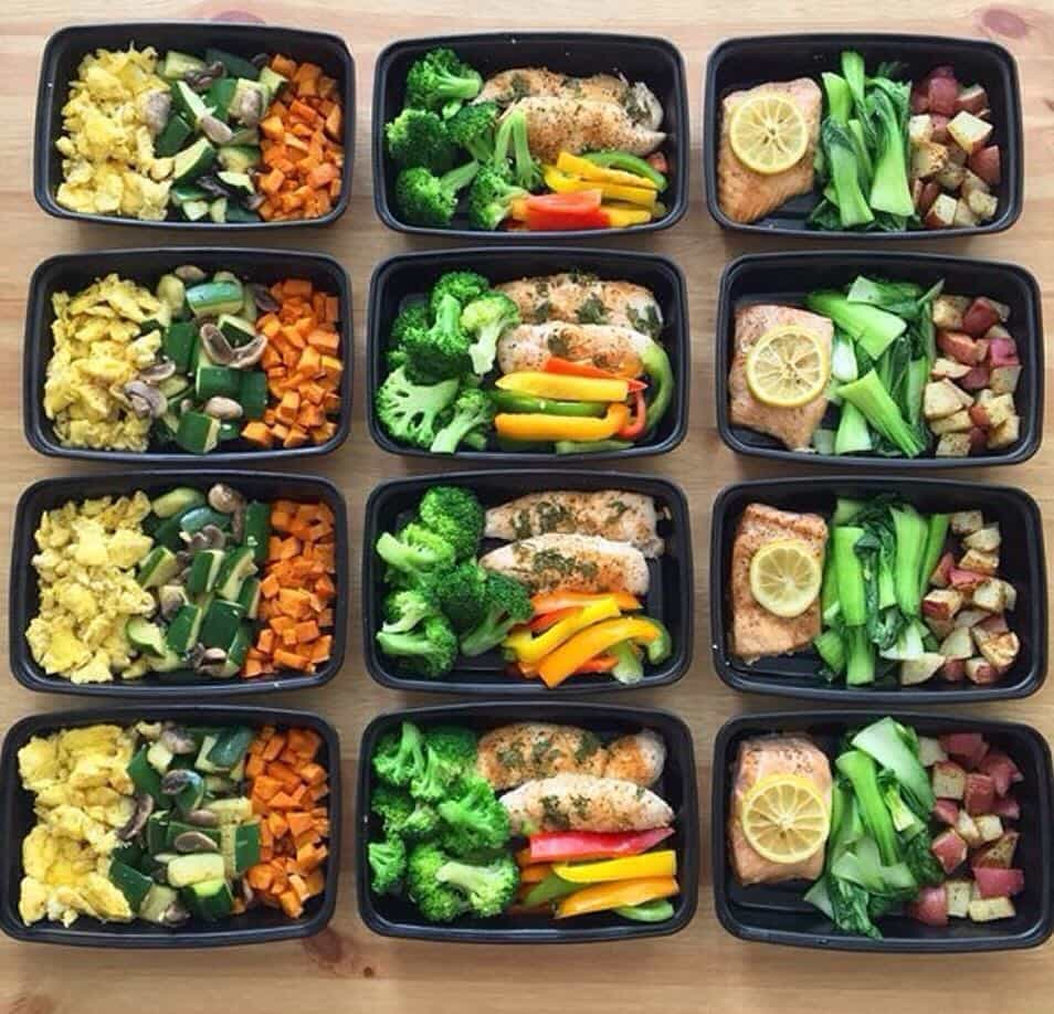 How to Meal-Prep for Beginners forecast