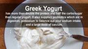 health benefits of greek yogurt