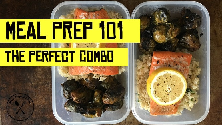 meal prep combinations for beginners