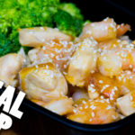 Here's A 4 Ingredient Pineapple Thai Turkey Meatball Meal Prep That Will Brings Tons Of Flavor To Your Lunch