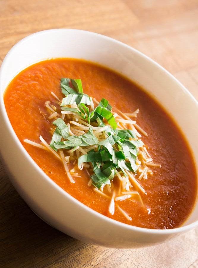 crock pot potato soup meal prep recipe