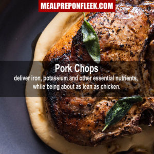 Pork Chop Health Facts