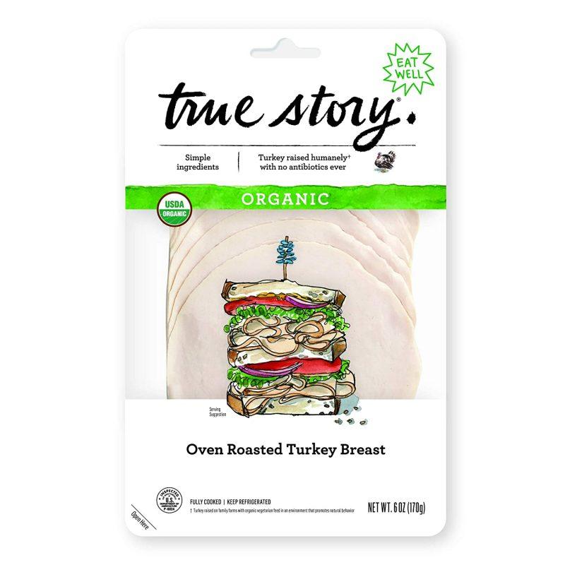 true story foods sliced turkey