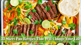 35 one pan meal prep recipes