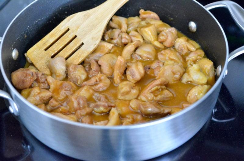 Paleo Sticky Sesame Chicken Thighs_