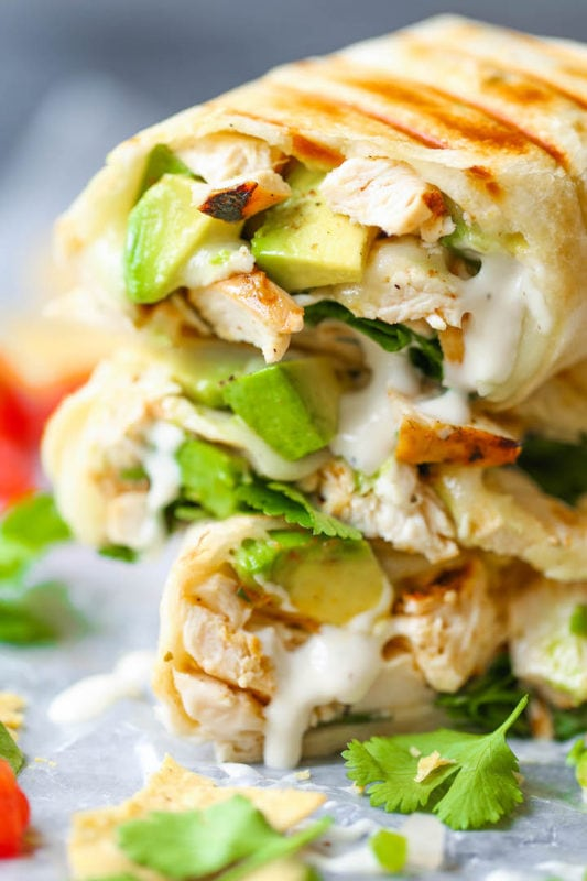 http://damndelicious.net/2016/05/29/chicken-avocado-ranch-burritos/