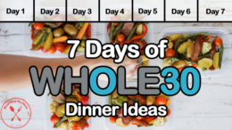 Whole30 Dinner Ideas