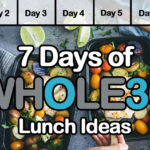 7 Days Of Whole30 Dinner Recipes