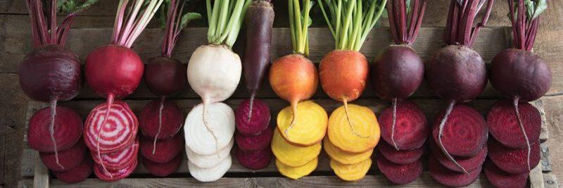 variety beets