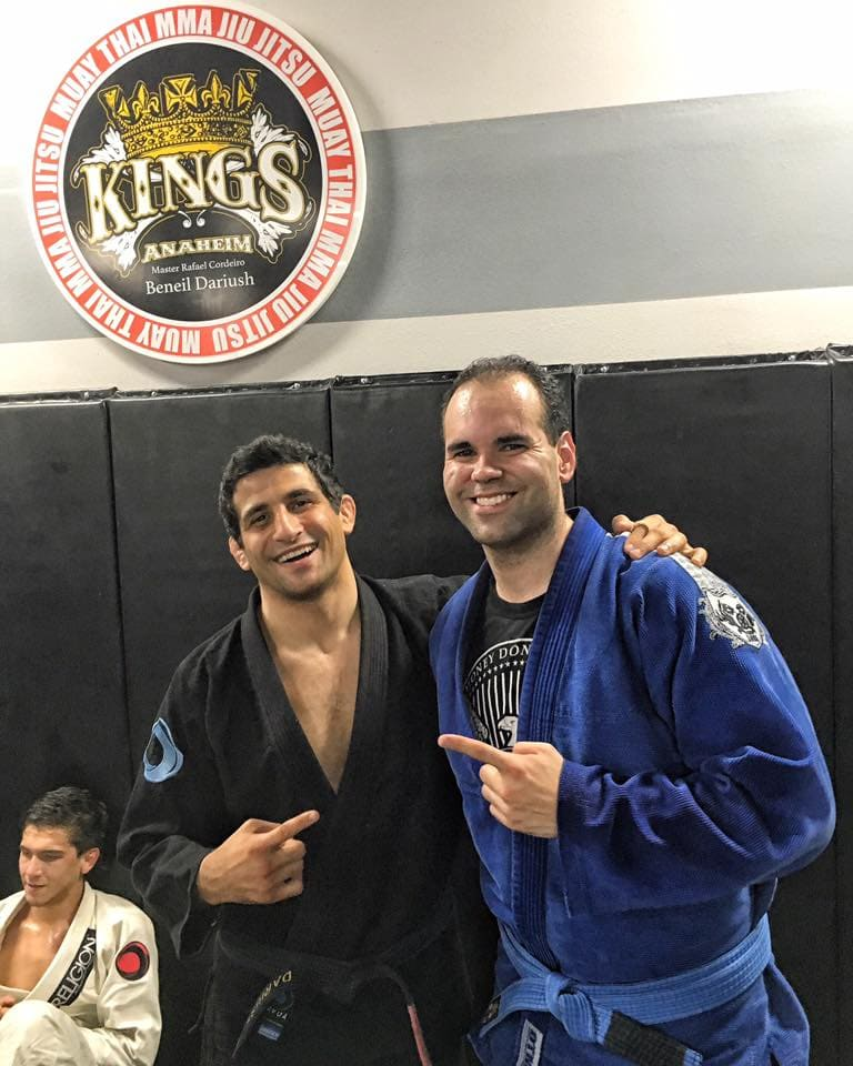 Benny at Kings MMA Anaheim
