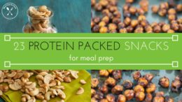 Meal Prep Snack Ideas