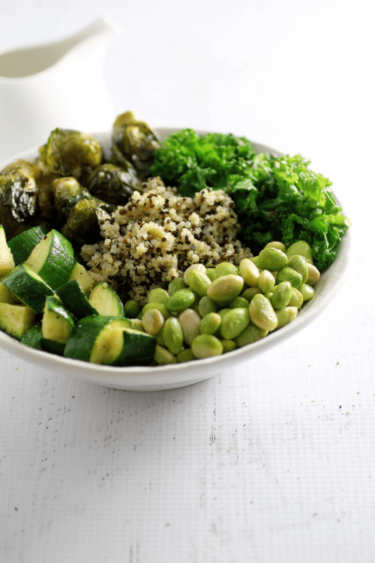 Green Goddess Bowls - Healthy Vegan Recipe