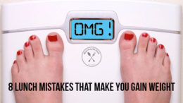Common Lunch Eating Mistakes