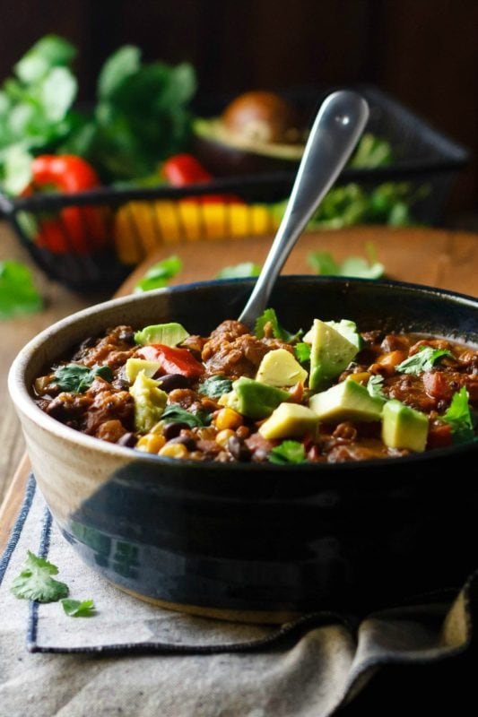 Killer Vegan Chili Recipe