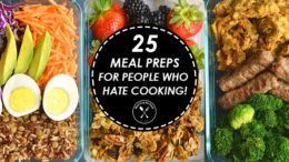 best meal prep recipes