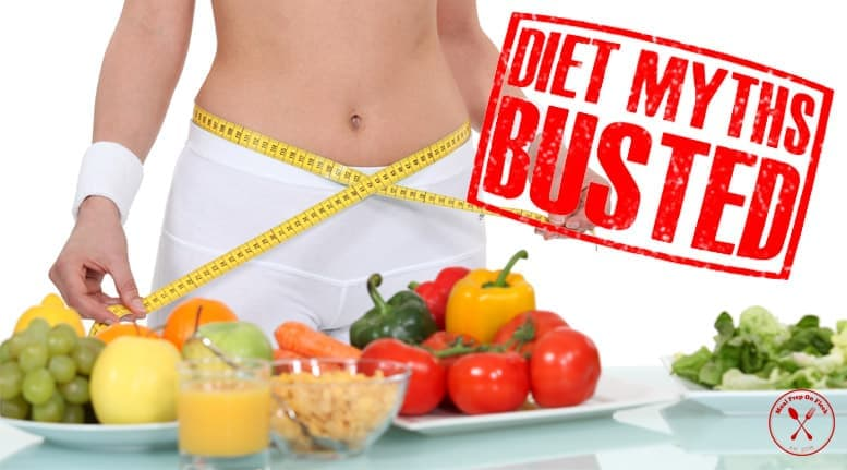 Common Diet Myths Busted
