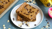 Banana Oat Breakfast Bars Recipe