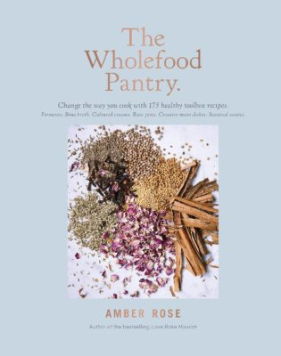 the wholefood pantry book