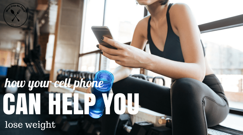 How Your Cell Phone Can Help You Lose Weight