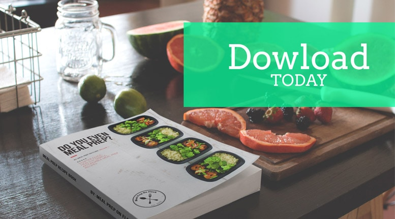 Meal Prep Ideas and eBook