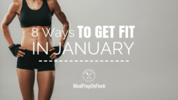 8 Ways to get fit in January