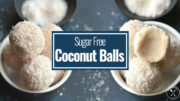 Sugar Free Coconut Balls - Meal Prep Recipe