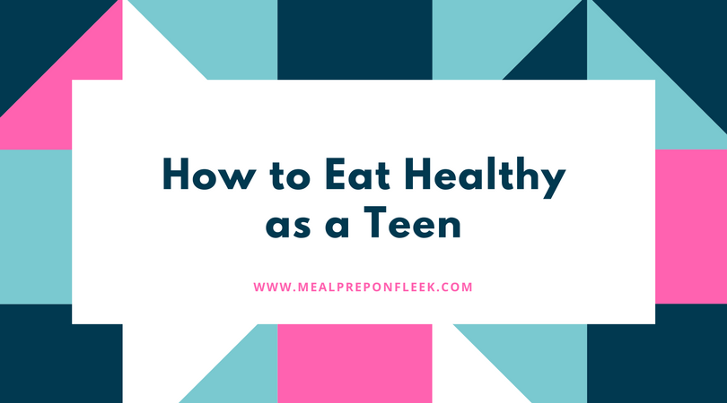healthy food for teens