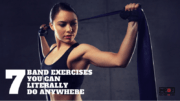 7 Band Exercises You Can Literally Do Anywhere