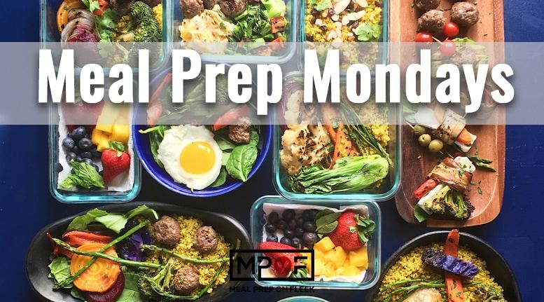 Meal Prep Mondays