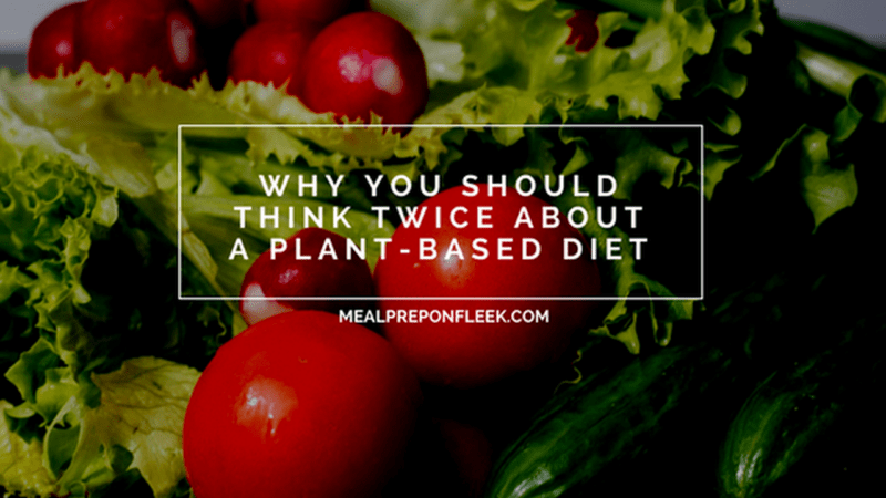 Plant Based Diet : What you should know