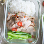 Thai Sweet Chili Pork Tenderloin Meal Prep