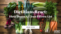 Dietitians React_ Dirty Dozen Clean 15 List