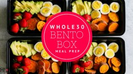 Whole30 Bento Box Meal Prepblog
