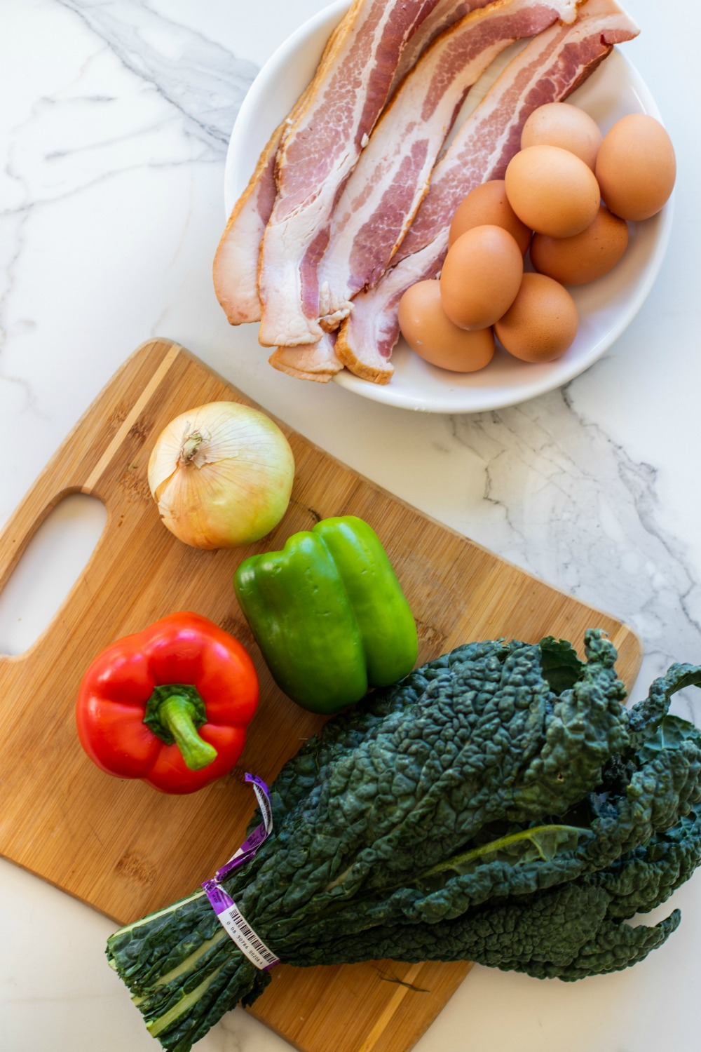 Whole30 Bacon Omelets