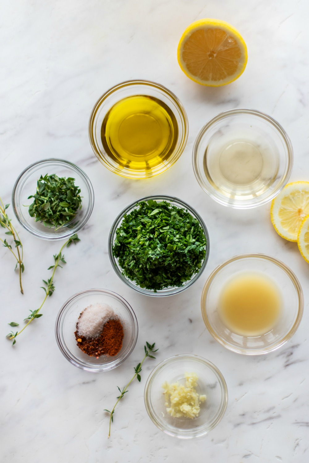 5 Easy Meal Prep Chicken Breast Marinades - chimichurri