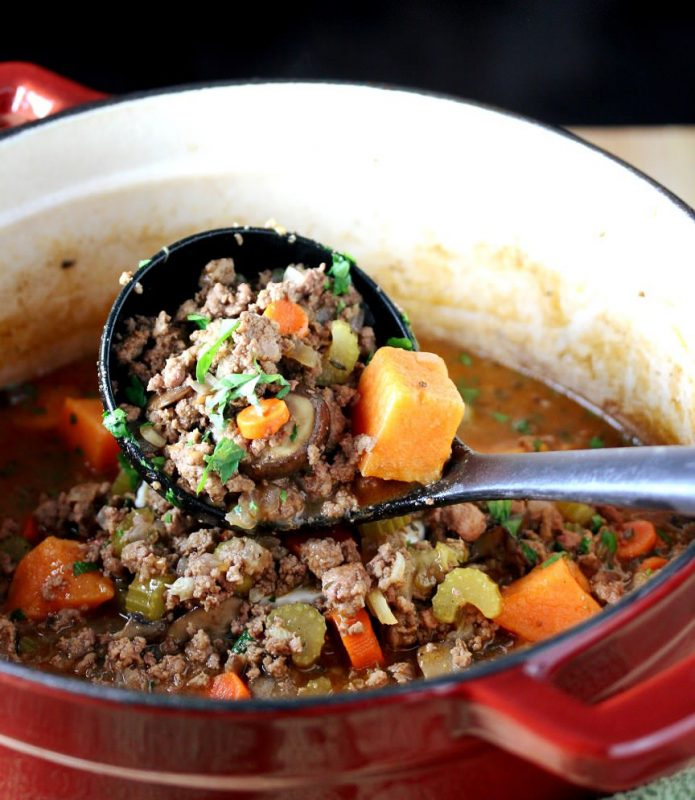 Easy Weeknight Winter Stew