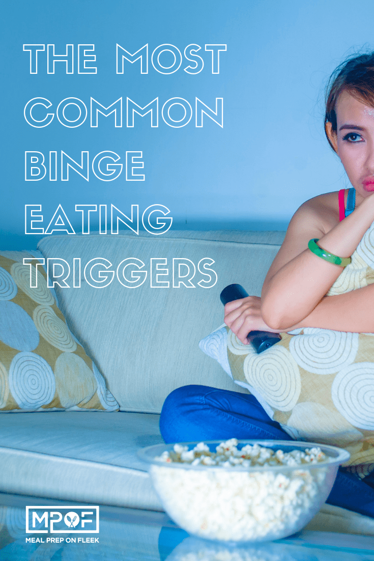 The Most Common Binge Eating Triggers