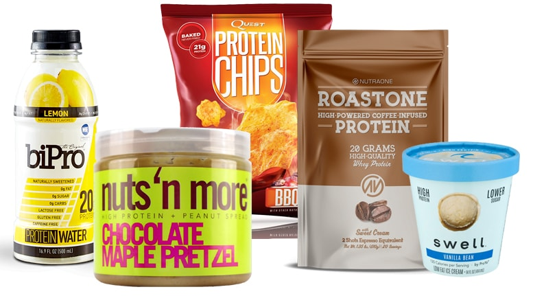 protein-infused-foods-food-trend-2019