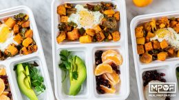 Sheet Pan Sweet Potato Breakfast Hash