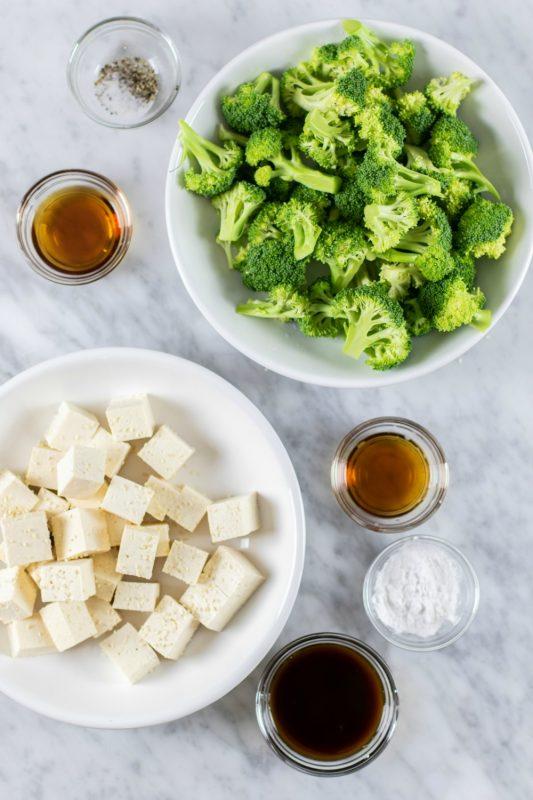 Vegan Sheet Pan Meal Prep Recipe