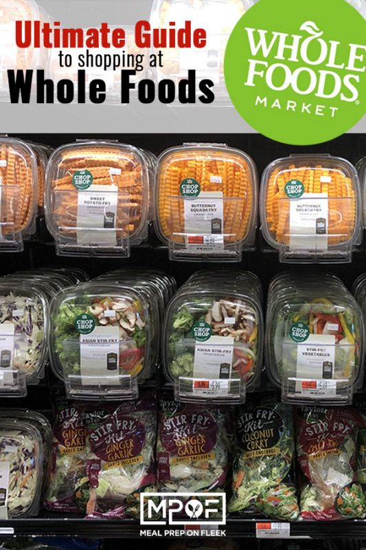 The Ultimate Whole30 Guide To Whole Foods