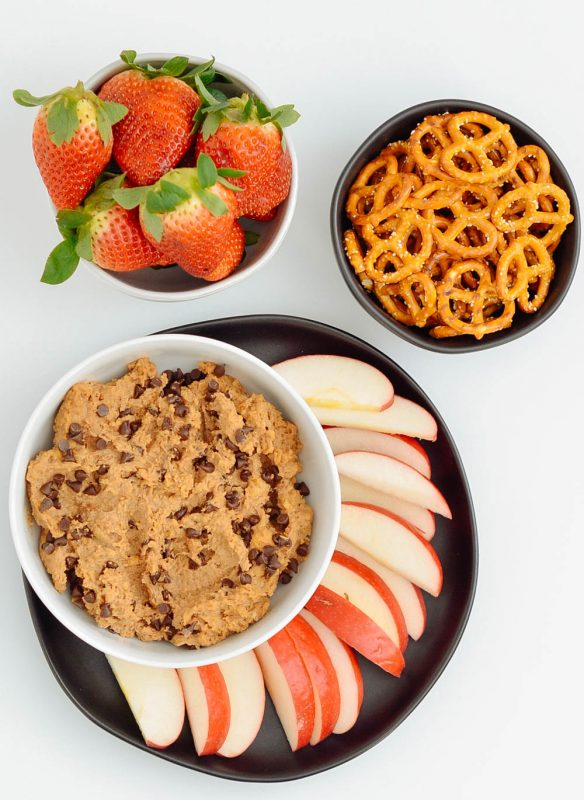 Chocolate Chip Protein Cookie Dough