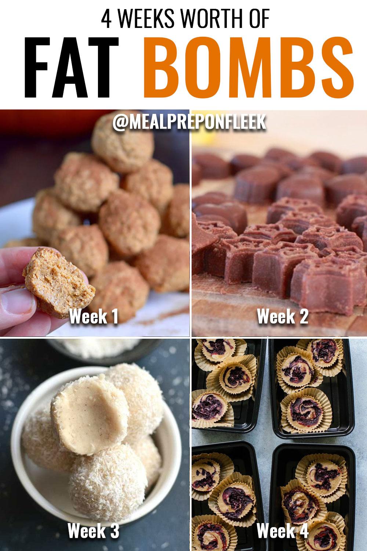 4-Keto-Fat-Bomb-Recipes