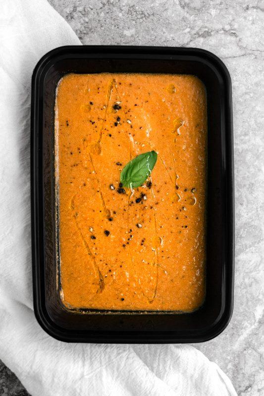 Gazpacho Meal Prep