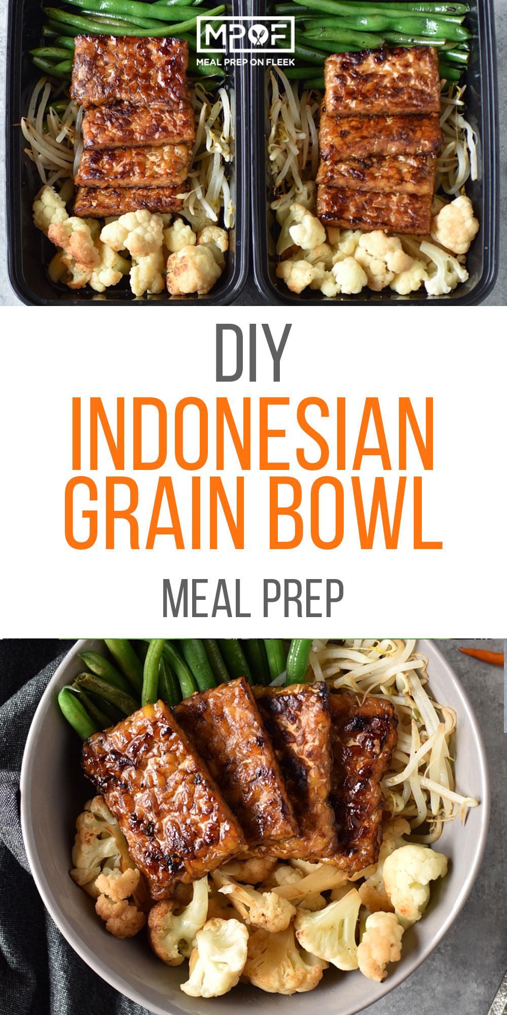 Indonesian Grain Bowl