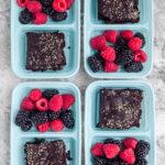 The EASIEST Gluten Free Brownies