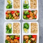 Sheet Pan Asian Chicken