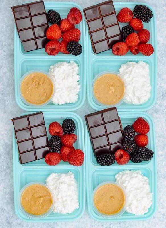 Keto Chocolate Snack Boxes